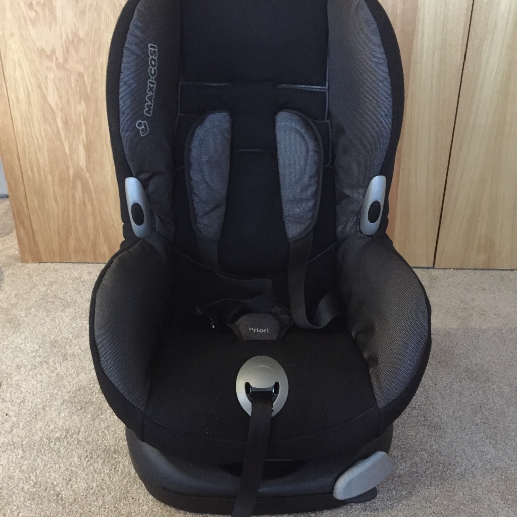 Stage 2 Car Seat With Base Maxicosi Priori Stage 2 Car Seat
