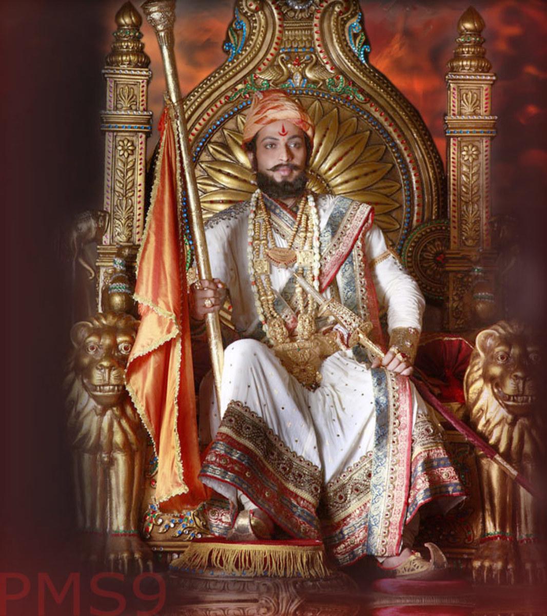 Shivaji Maharaj Wallpaper Hd 3d Raja Shivchatrapati Shivaji