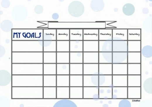 Free Printable Behavior Charts, Reward Charts, and Visual Cues for