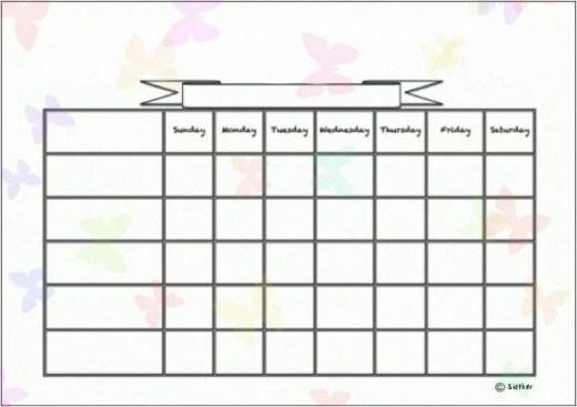 Free Printable Behavior Charts, Reward Charts, and Visual Cues for - printable behavior chart