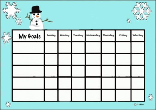 Free Printable Behavior Charts, Reward Charts, and Visual Cues for