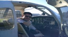 Flying in Korea