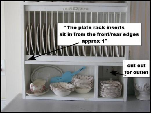 ... Plate Rack Cabinet. SaveEnlarge