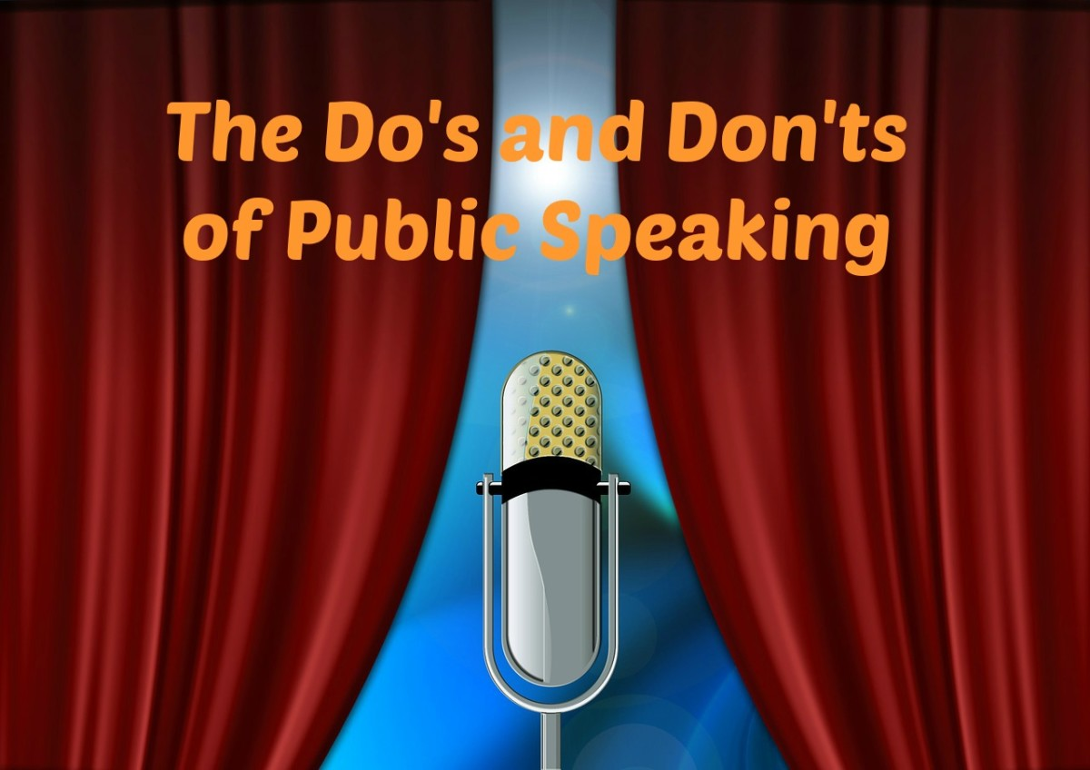 Public Tips Public Speaking Tips For Beginners Do S And Don Ts For Giving