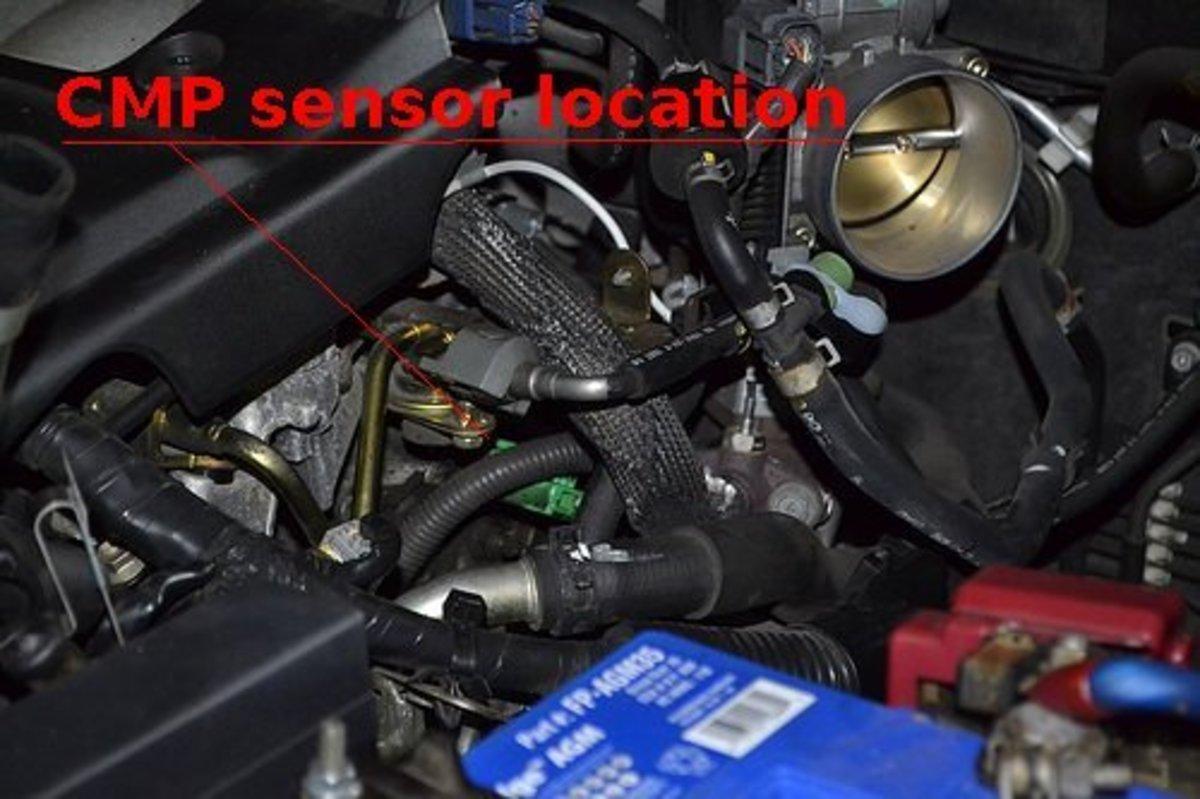 Symptoms of a Bad Camshaft Position Sensor AxleAddict