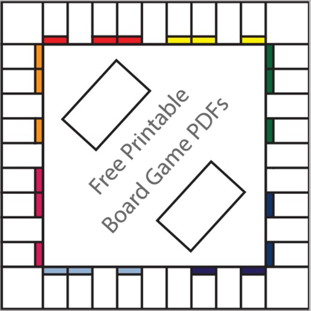 Zelf Poster Maken Online 16 Free Printable Board Game Templates | Hubpages