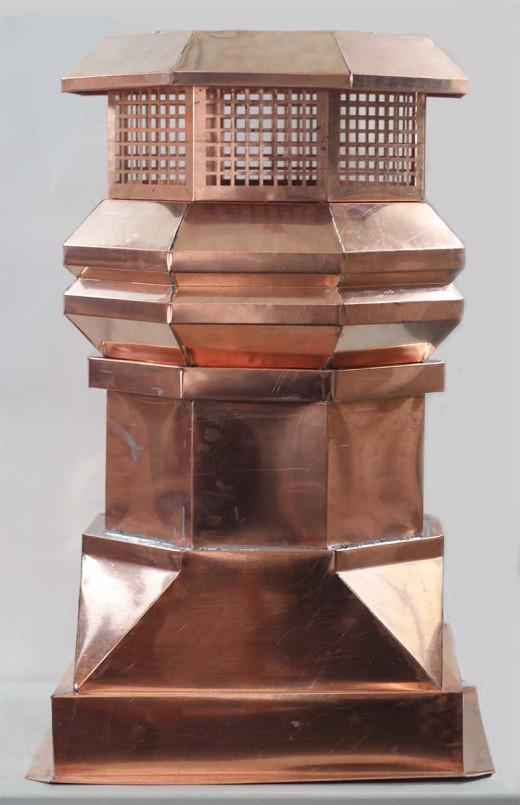 Copper Chimney Pots Hubpages