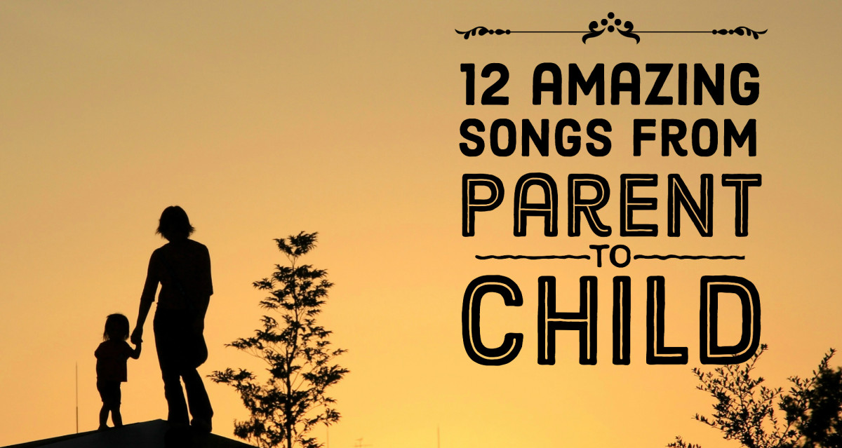 Best 12 Songs from Parent to Child Spinditty