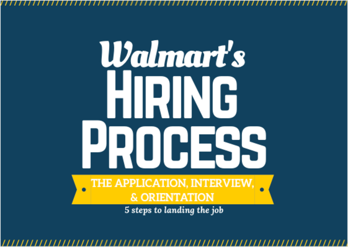 The Hiring Process at Walmart From Application to Interview to