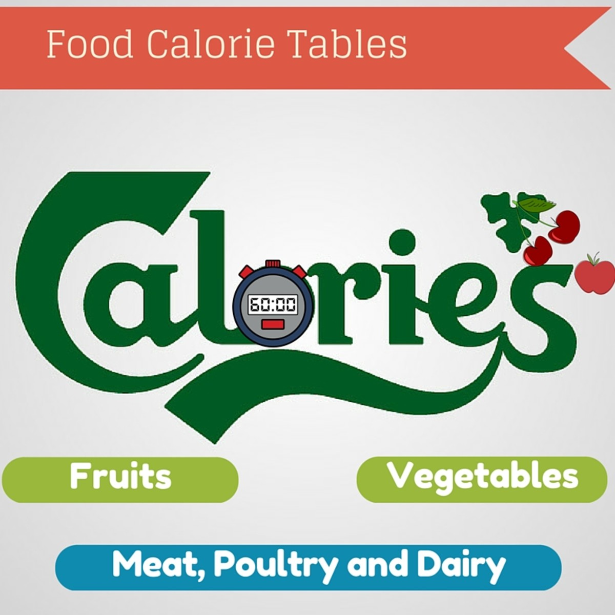 Food Calorie Quick Reference Tables CalorieBee
