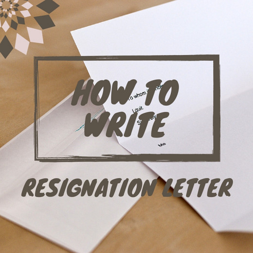 How to Write a Resignation Letter - The Easy Way HubPages - quick tips writing resignation letters
