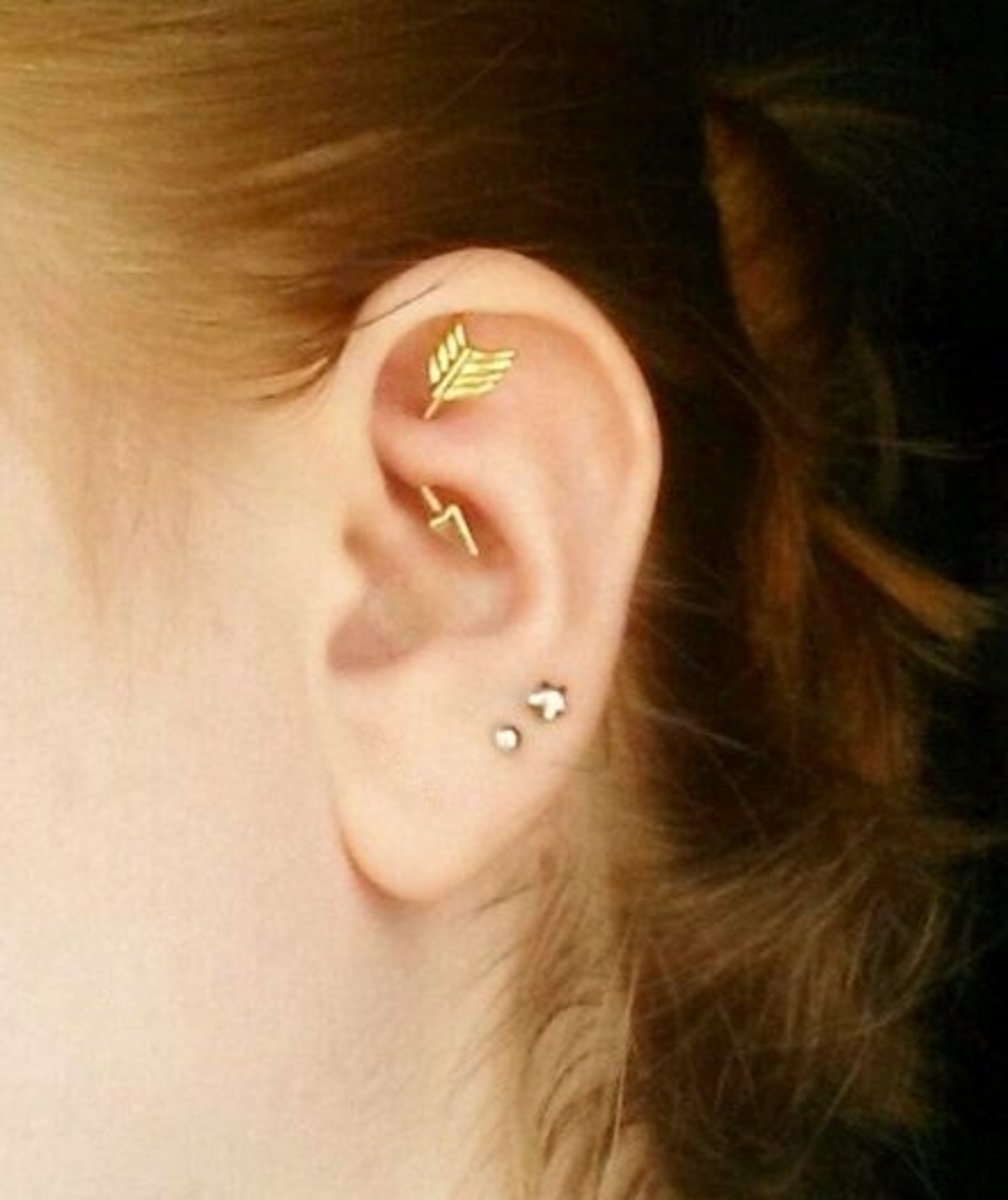 Delicate Piercing Ideas for Women and Girls TatRing