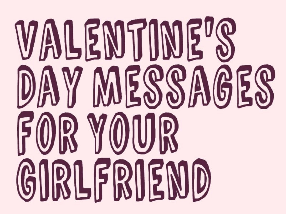 What to Write in a Valentine\u0027s Day Card for Your Girlfriend Holidappy