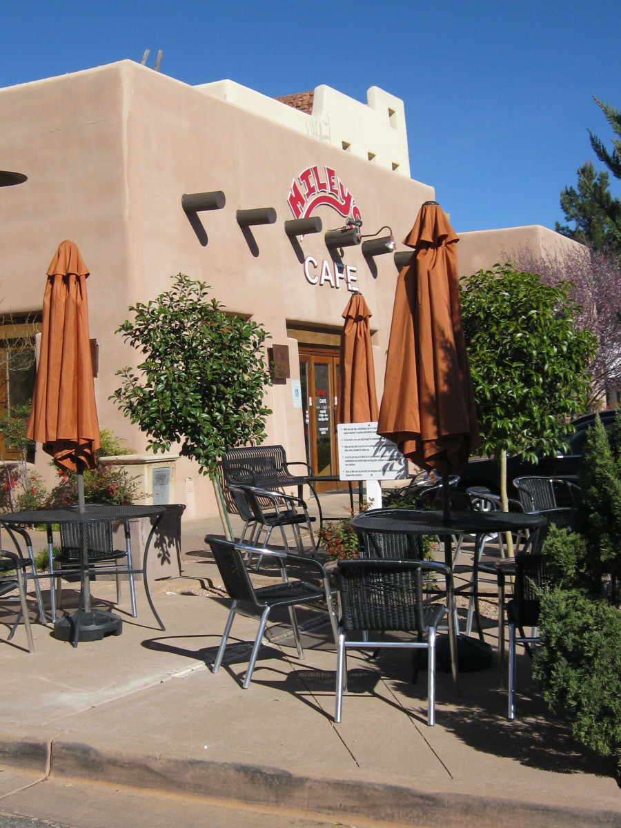 Cucina Restaurant Sedona Az Ten Great Restaurants For Outstanding Food In Sedona Arizona