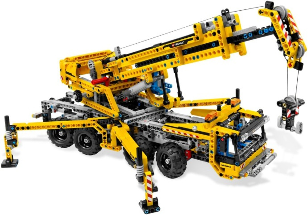 Lego Technic - ALL of the Large Technic Sets of the Last Decade