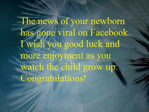 Baby Shower Messages\u2014What to Write in a Baby Boy Card HubPages