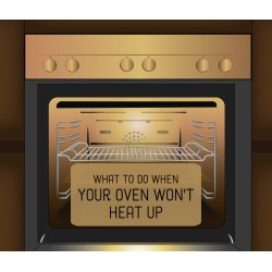 Small Crop Of Gas Oven Wont Light