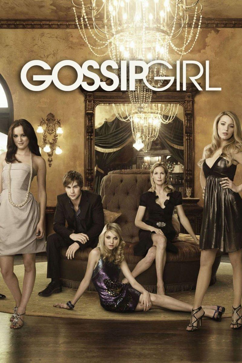 gossip girl books or tv show