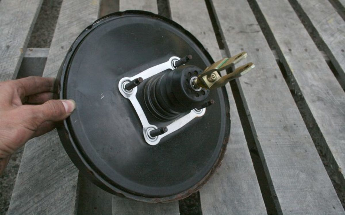 How to Check for a Bad Brake Booster AxleAddict