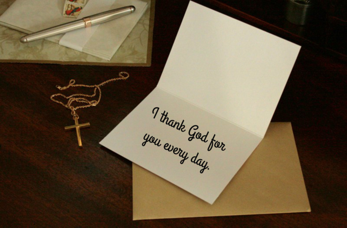 Thank You Message for a Mentor\u2014Samples of What to Write in a Card