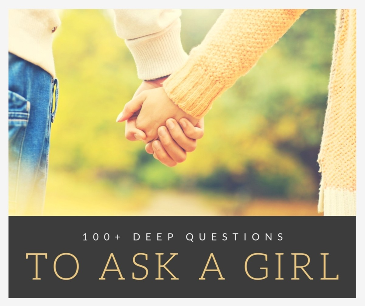 100+ Deep Questions to Ask a Girl PairedLife