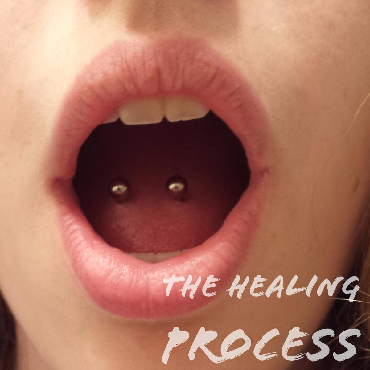 The Healing Process of a Tongue Piercing (With Pictures) TatRing