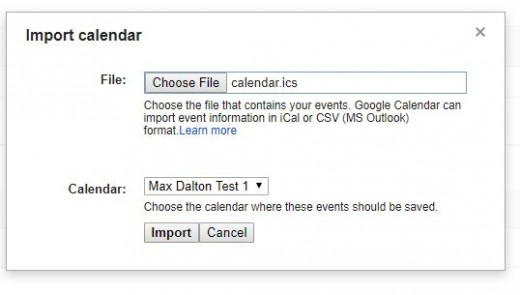 How to Import Outlook Calendar to Google Calendar HubPages