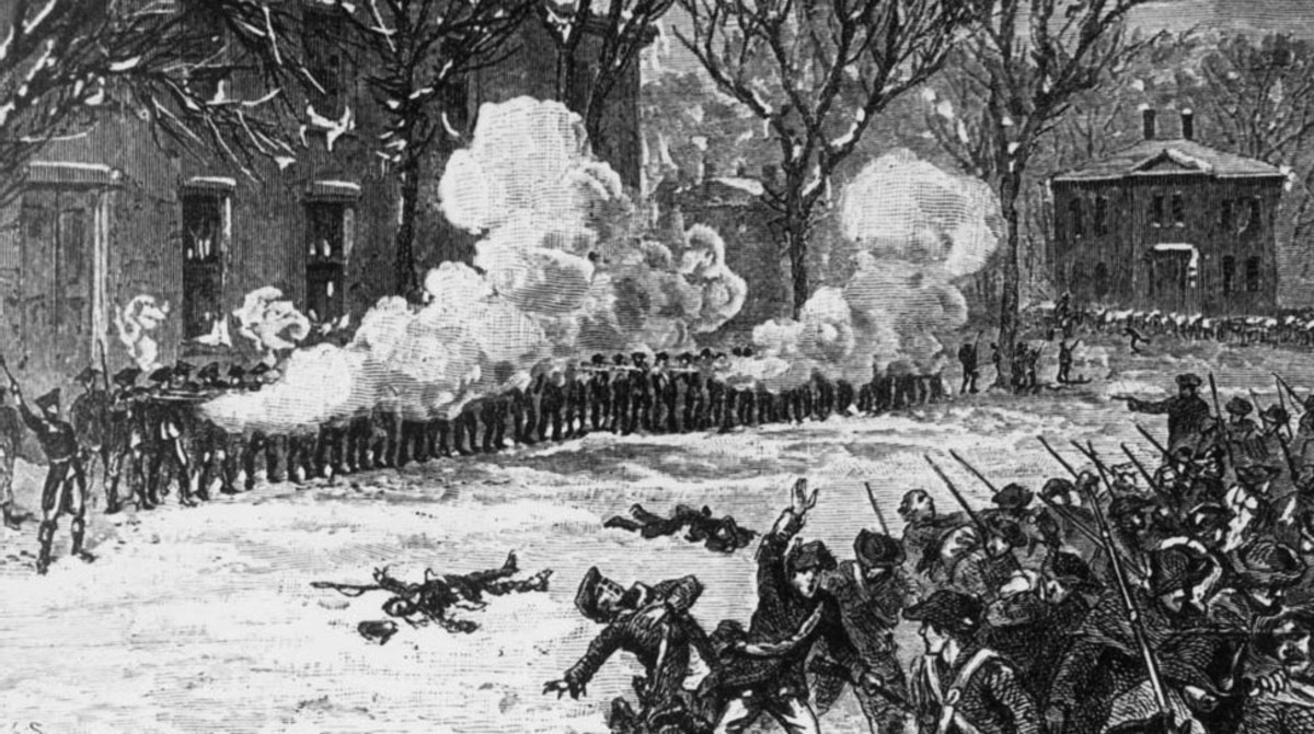 American Revolution Inspired Shays Rebellion Owlcation