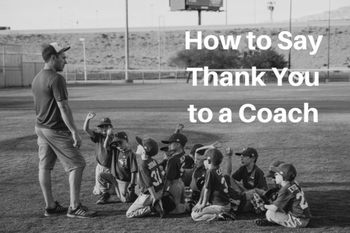 How to Write Thank You Notes and Appreciation Letters for a Coach - thank you letter to coach