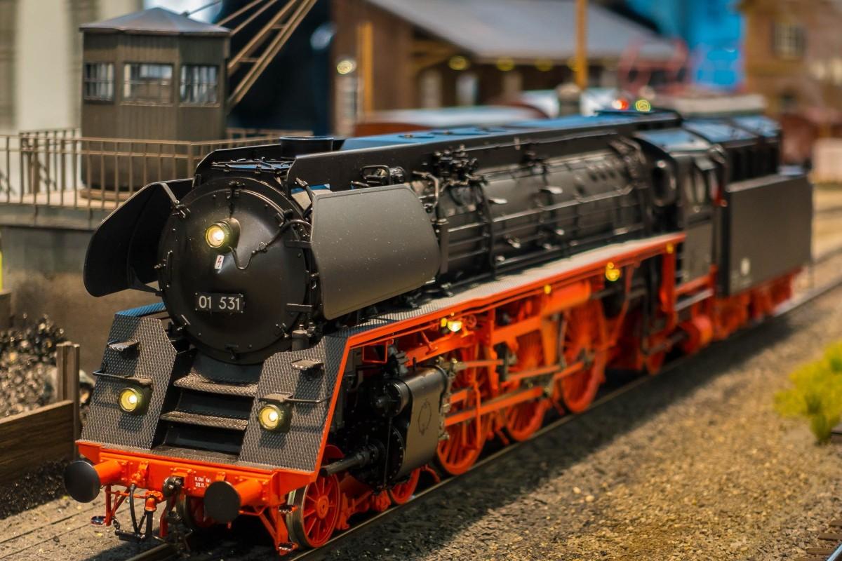 Planning a Model Train Layout HobbyLark