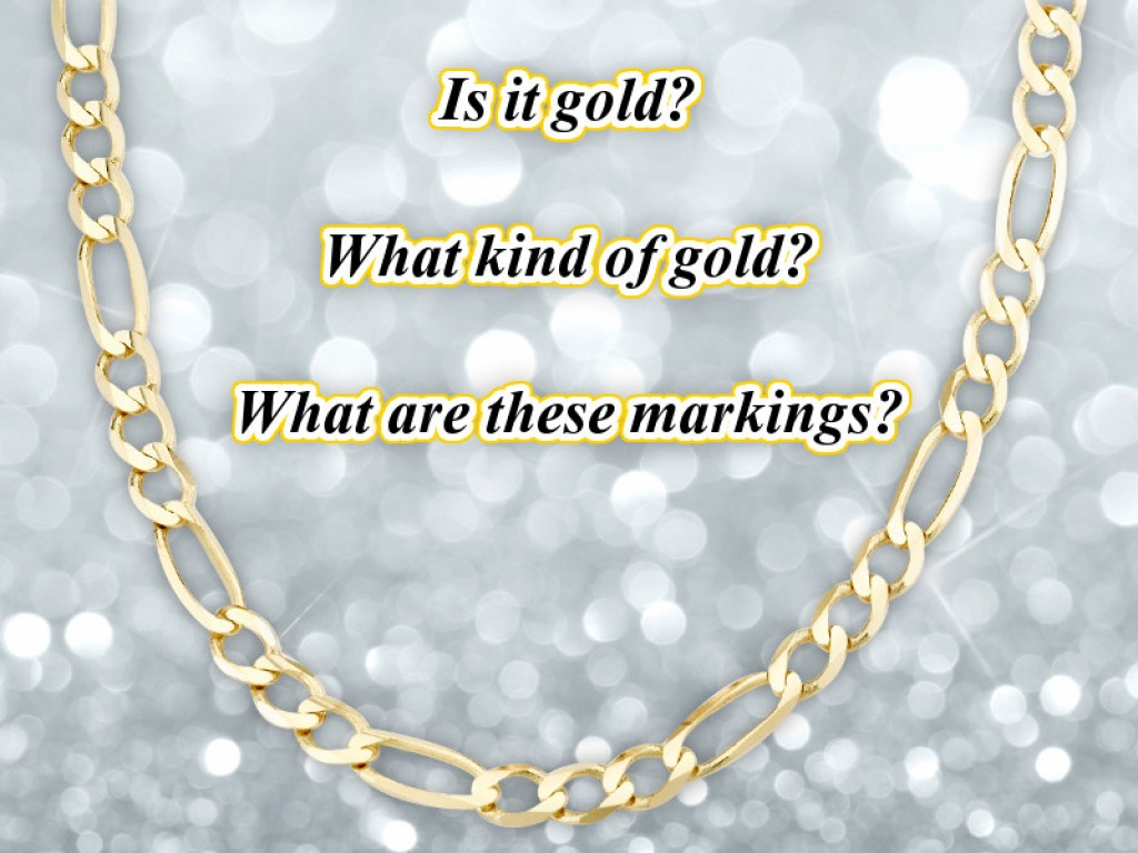 750 585 417 Gold Markings On Jewelry What They Mean