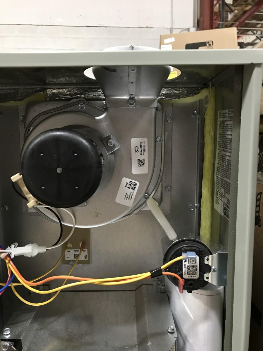 Gas Furnace Pressure Switch Schematic Online Wiring Diagram