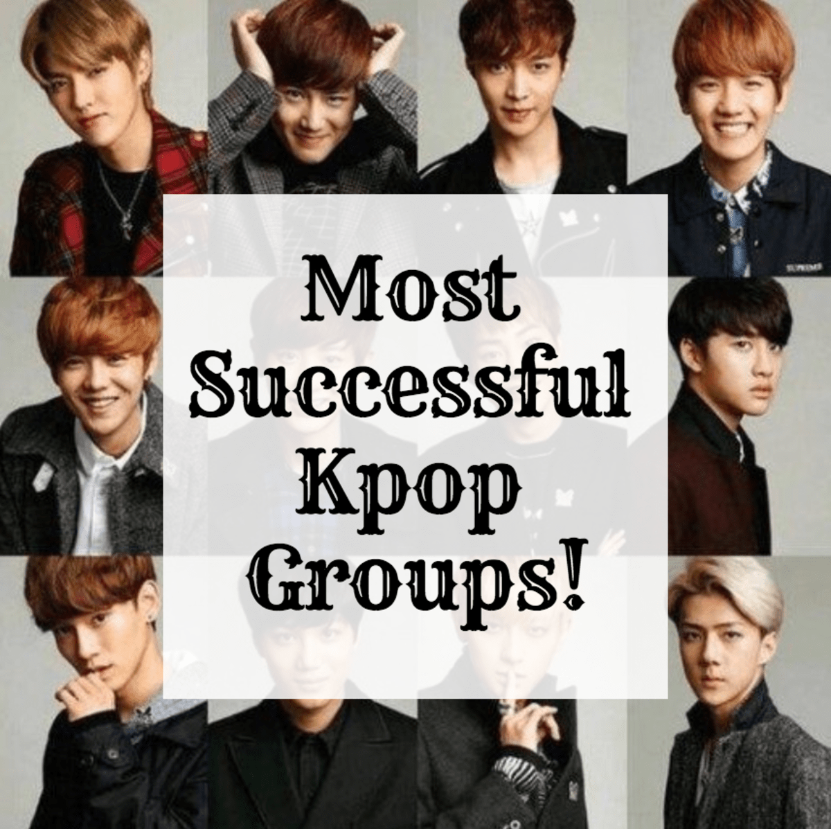 best selling kpop bands