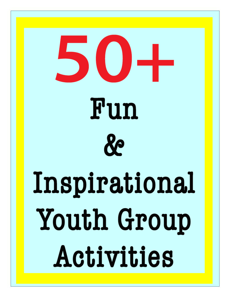50+ Fun and Inspirational Church Youth Group Activities WeHaveKids