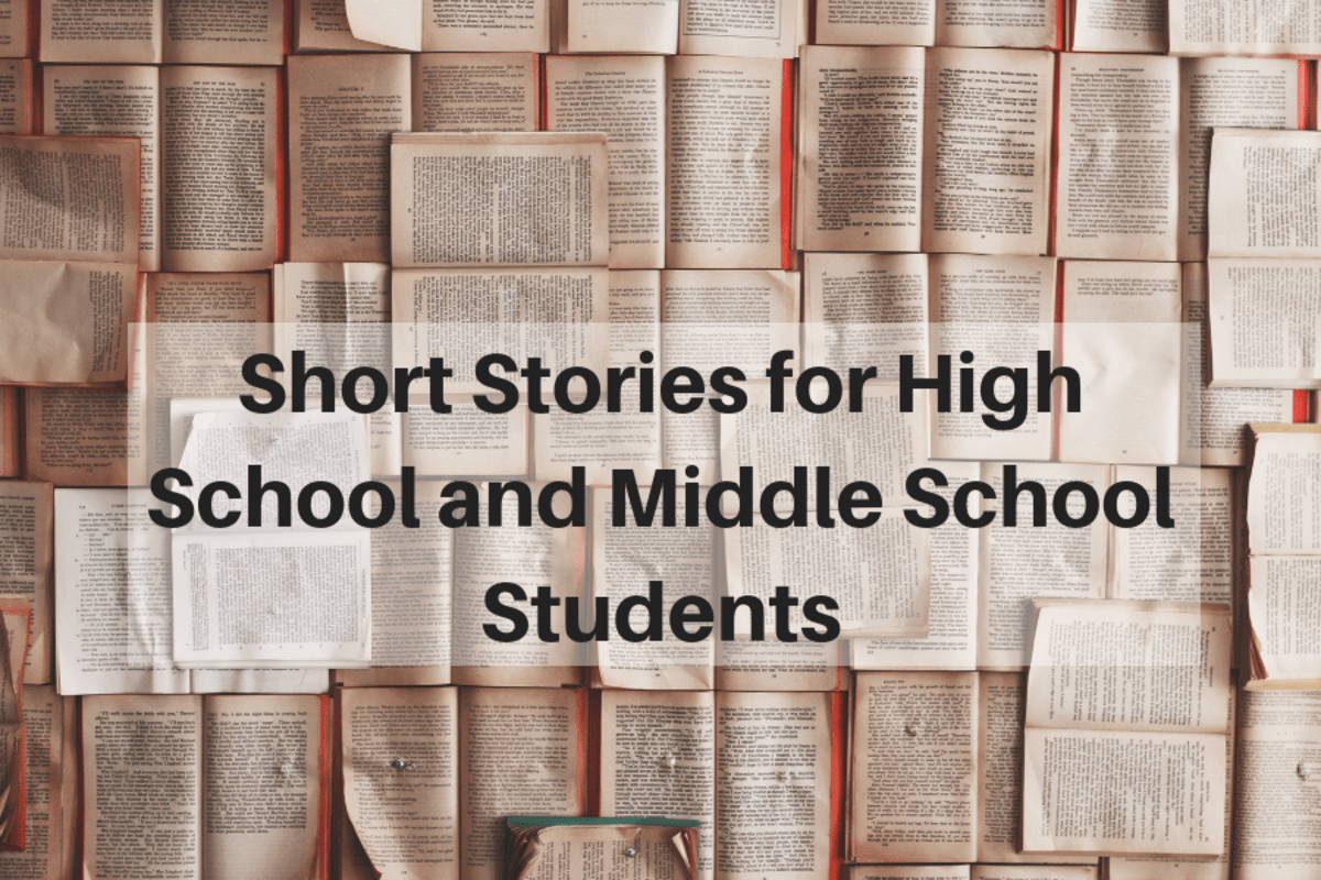 Short Stories for Middle and High School Students to Read Online