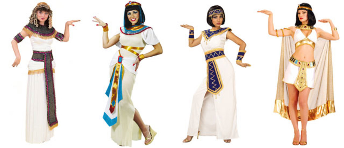 Cleopatra Costumes Hubpages