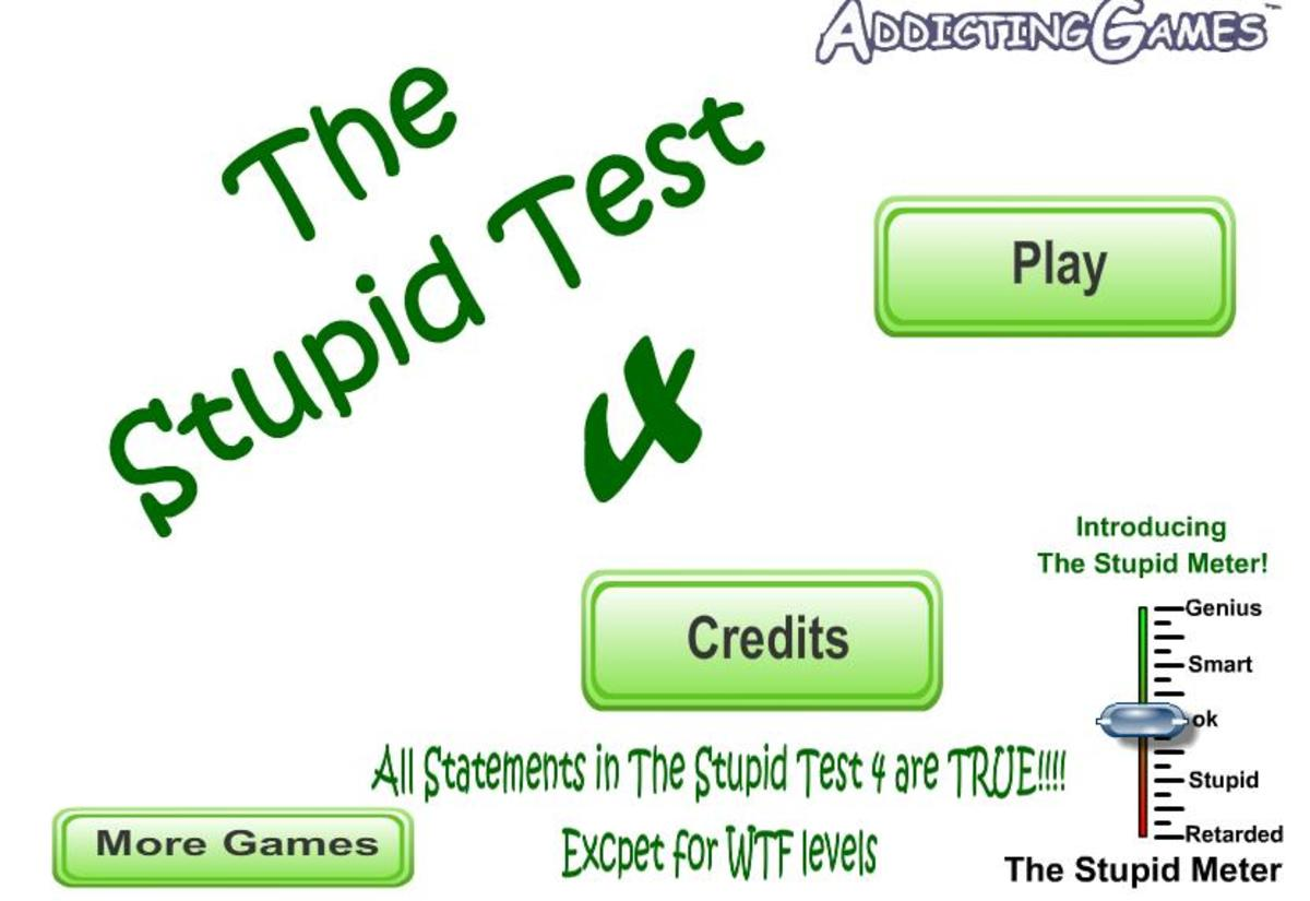 4 Jahres Bettdecken Test Answers To The Stupid Test 4 | Hubpages