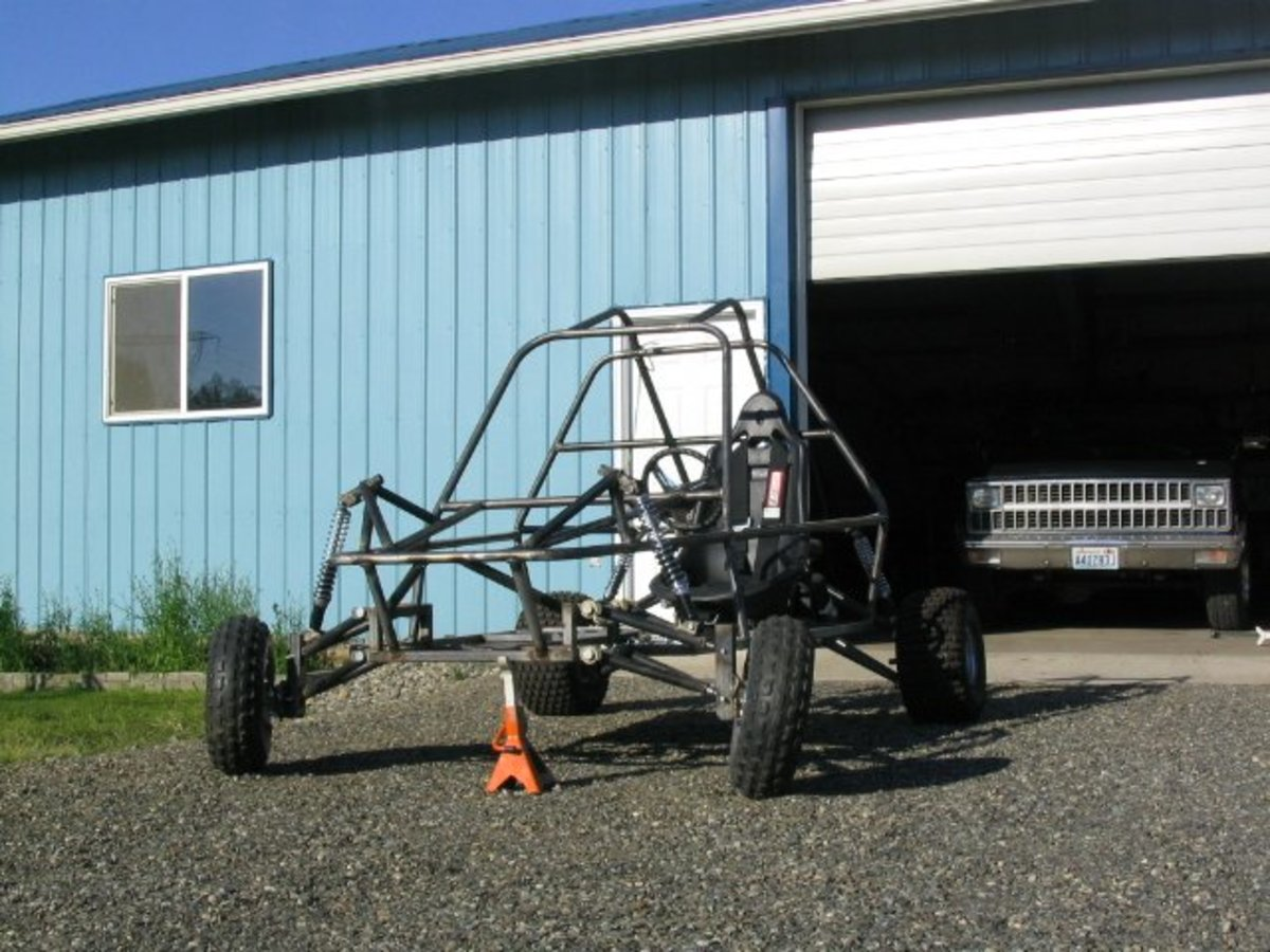 How to Build Your Own Go-Kart A Step-by-Step Guide for Homemade Fun