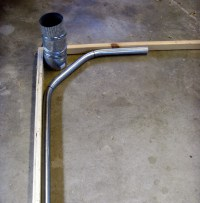EMT Electrical Conduit Pipe Bending - How to Bend a 90 ...