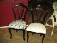 How to Reupholster and Refinish a Dining Room Chair | HubPages