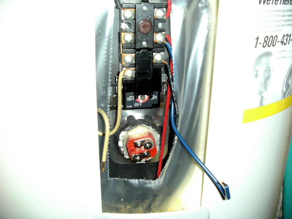 Water Heater Repair Troubleshoot and Replace Thermostats and