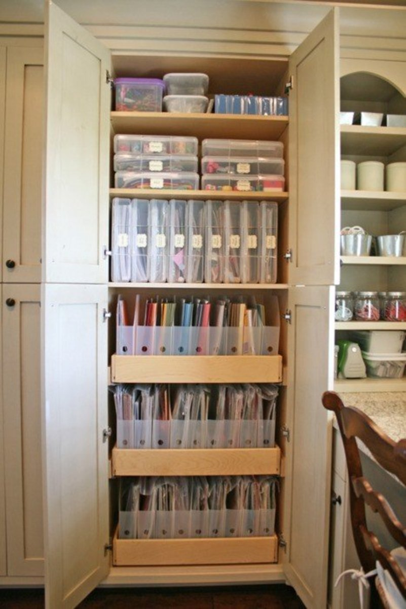 small home storage tips