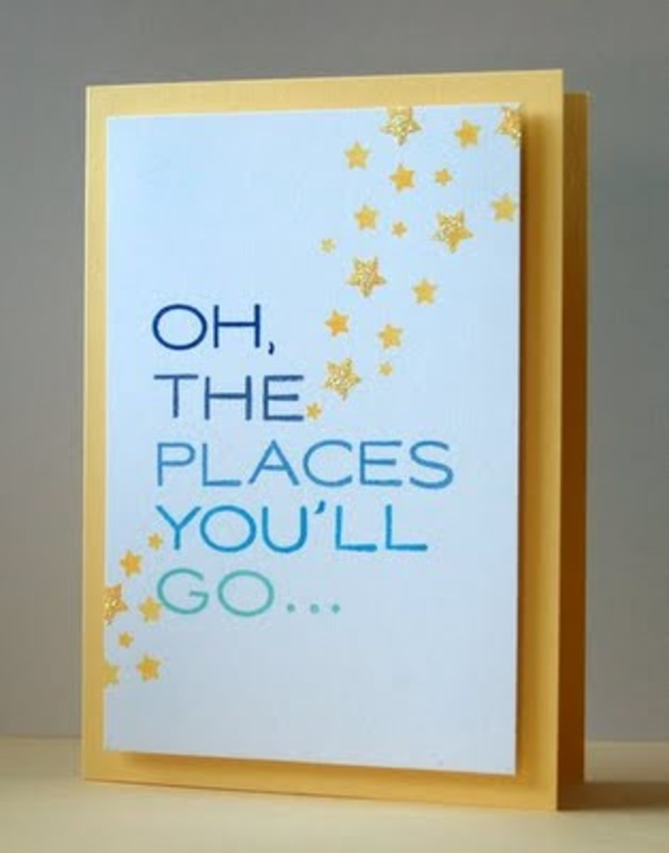 Graduation Card Ideas for High School and College Sayings, Messages - print grad cards