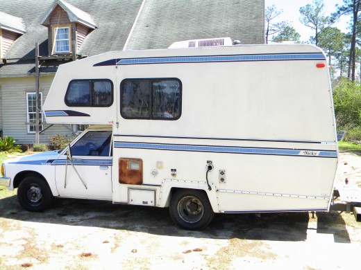 How I Repaired, Remodeled, and Restored an Old RV Camper AxleAddict