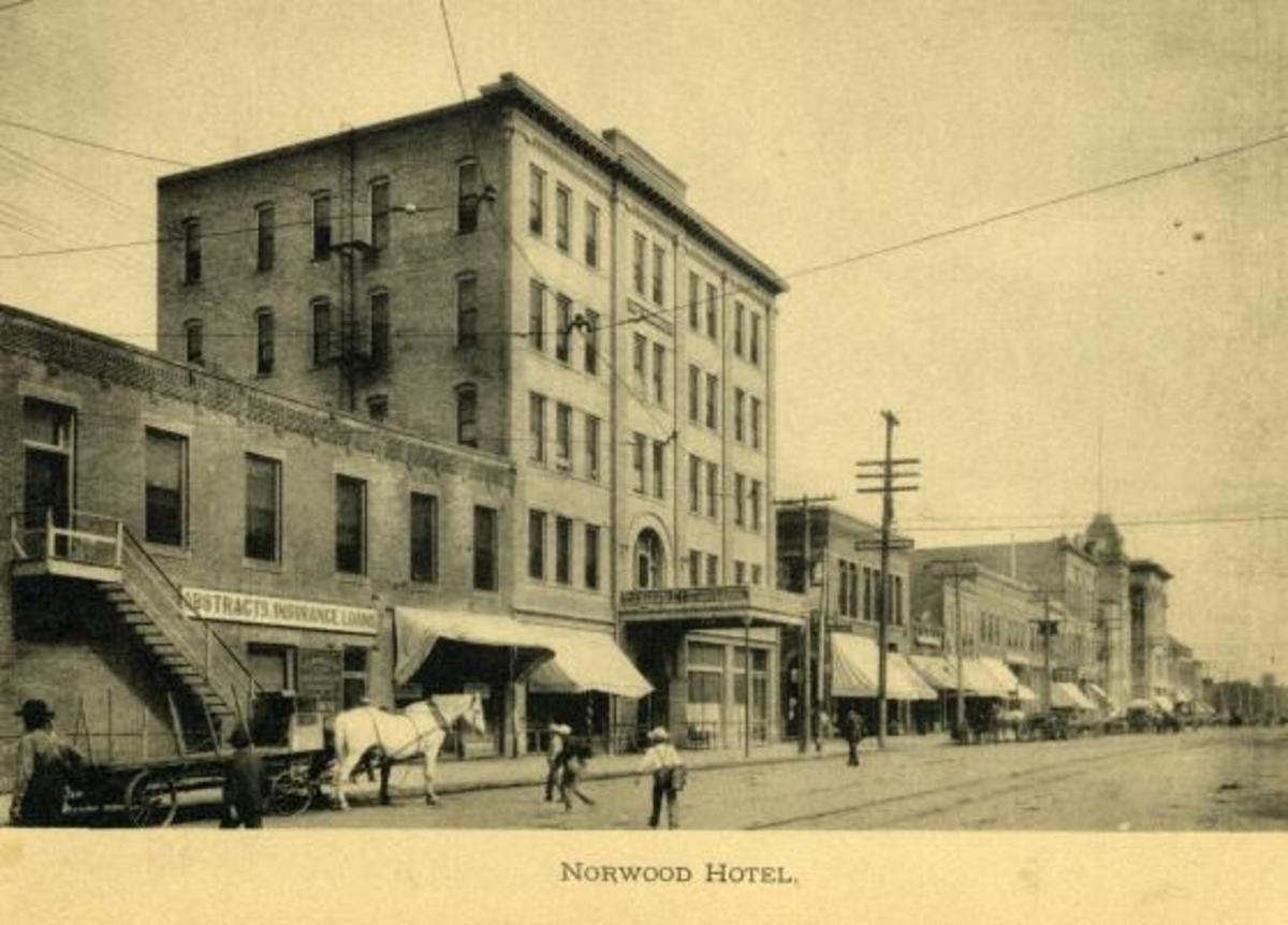 Exploring History Historic photographs of Shawnee, Oklahoma HubPages - og and e