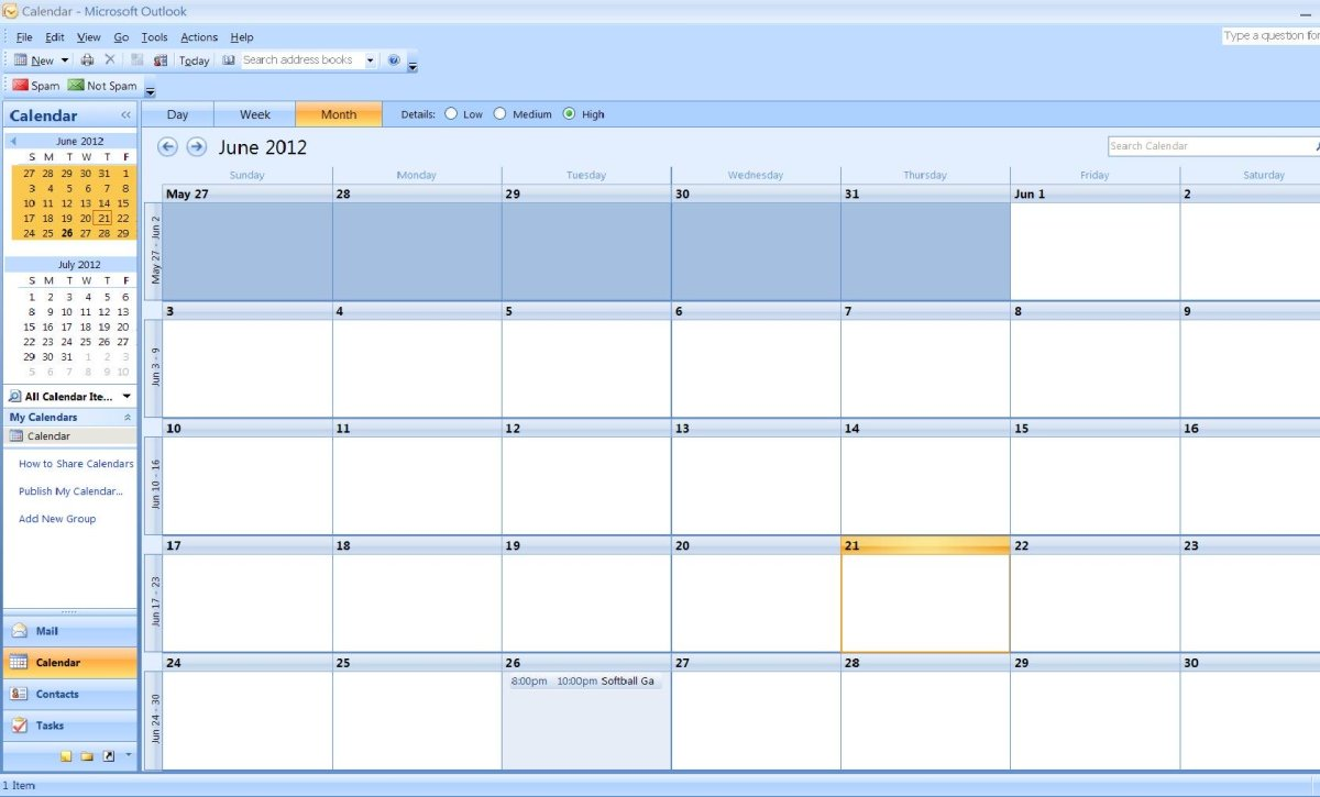 How to Import a Calendar From Excel to Outlook TurboFuture