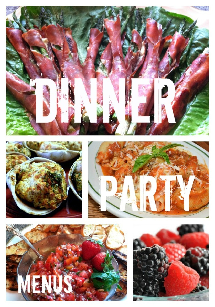 21 Diner Menu Tips Dinner Party Recipes Delishably