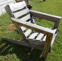 The Best Free Shipping Pallet Chair Plans On The Internet ...