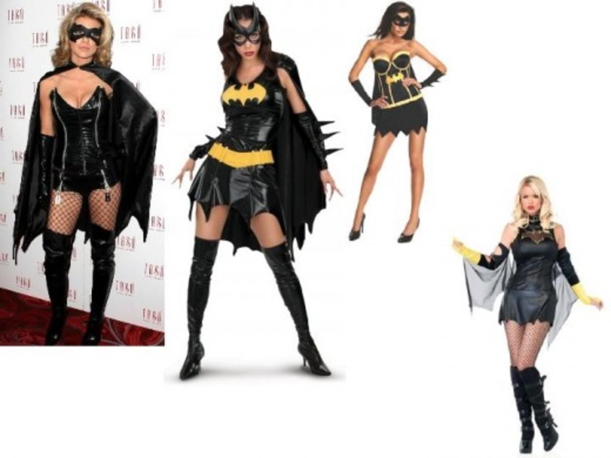 Batgirl Costume Little Girl Meningrey