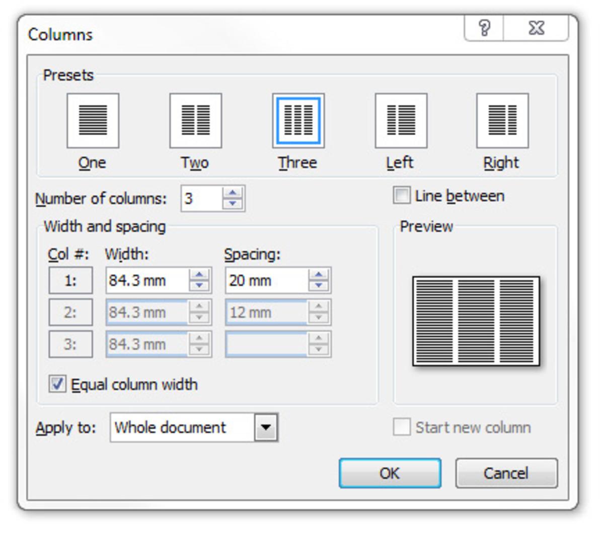 Create Tri-Fold Brochure Using Only Microsoft Word TurboFuture